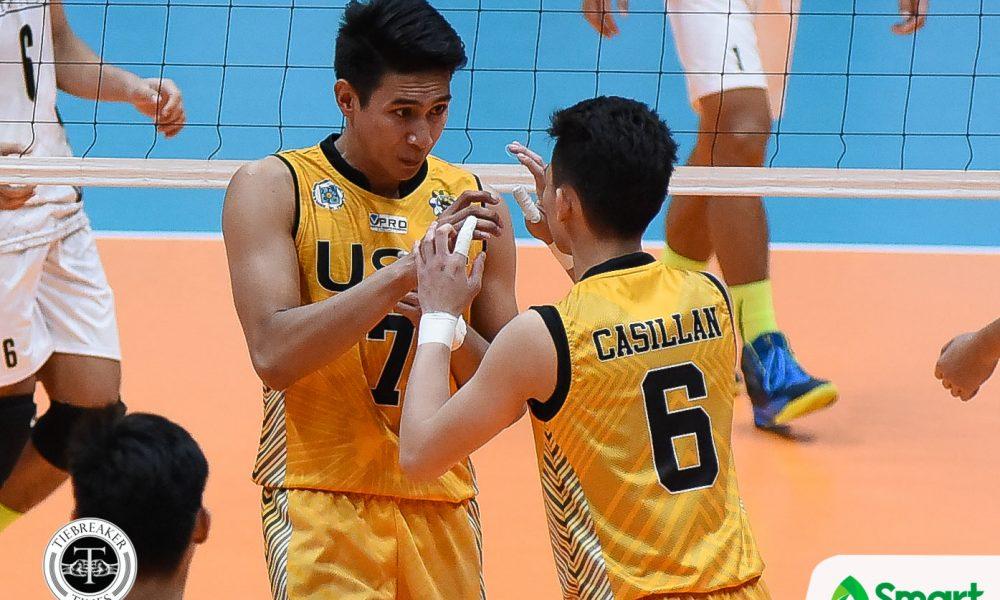UAAP 80 Volleyball NU vs. UST – Sumagaysay-3709