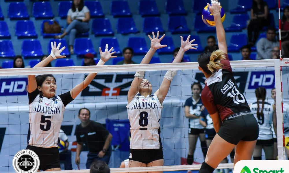 UAAP 80 Volleyball UP vs. ADU – Dacoron, Galanza-2385