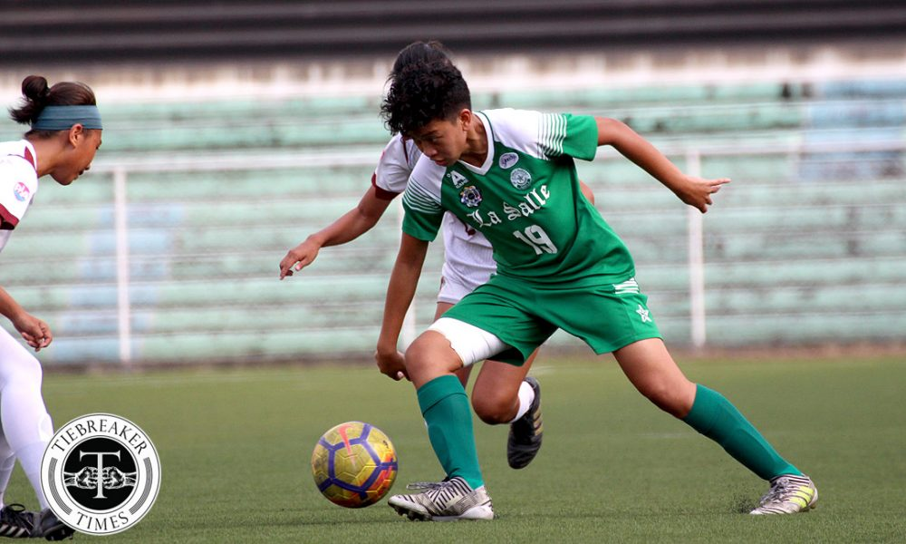 UAAP 80 WFB R2 – DLSU def UP – Inquig