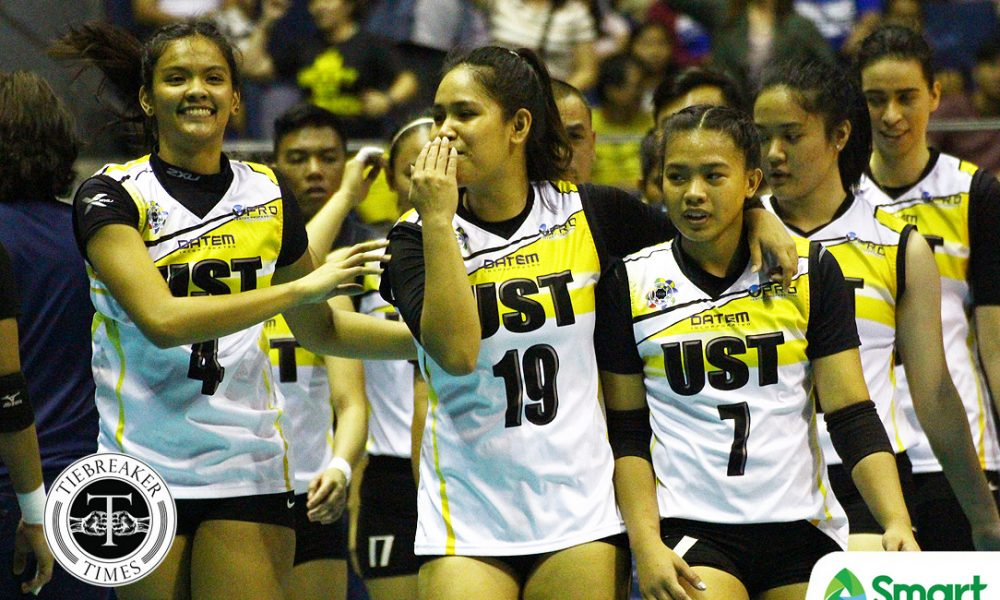 UAAP 80 WVB – UST def NU – happy UST