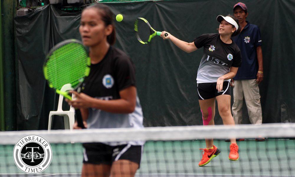 UAAP 80 Women's Tennis – Finals – UST def ADMU (1)