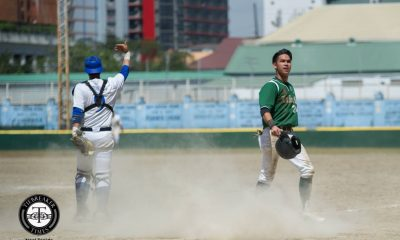 Tiebreaker Times La Salle ends Ateneo's reign, sets up showdown with Adamson ADMU Baseball DLSU News UAAP  UAAP Season 80 Baseball UAAP Season 80 Radito Banzon Paulo Macasaet Paolo Salud Kiko Gesmundo Joseph Orillana Emerson Barandoc DLSU Baseball Diego Lozano Ateneo Baseball Arvin Herrera