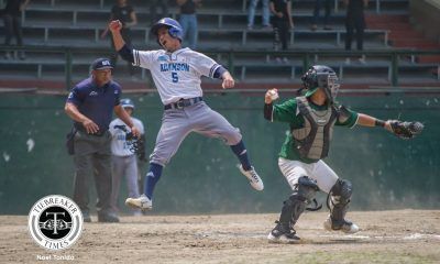 Tiebreaker Times Philippine Baseball League opens first season with UAAP finals rematch ADMU AdU DLSU News NU PBL UP UST  UST Golden Sox UP Baseball Philippine National Baseball Team Philippine Amateur Baseball Association Pepe Munoz NU Baseball DLSU Baseball Ateneo Baseball Adamson Baseball 2019 PBL Season