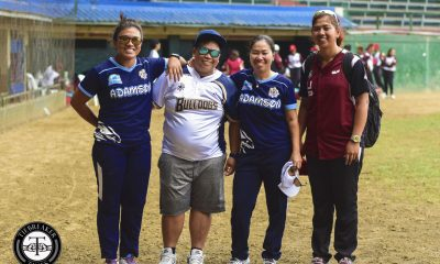 Philippine Sports News - Tiebreaker Times Beyond the championships, Ana Santiago's program creates leaders AdU News NU Softball UAAP UP  UAAP Season 80 Softball UAAP Season 80 Dimpo Benjamen Clariz Palma Angelie Ursabia Ana Santiago Adamson Softball
