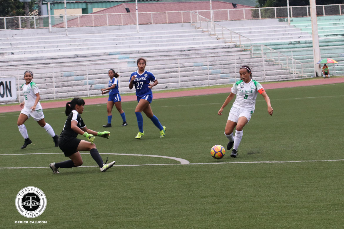 UAAP-Season-80-Women's-Football—DLSU-def-ADMU—Kyra-Dimaandal