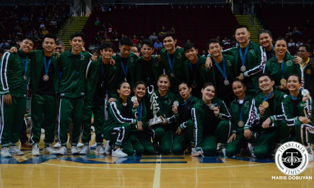 UAAP80 SDC 2nd Place DLSU-5701