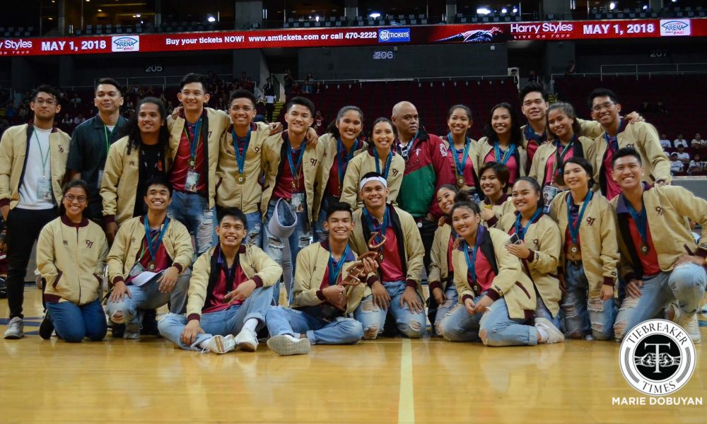 UAAP80 SDC 3rd Place UP-5690