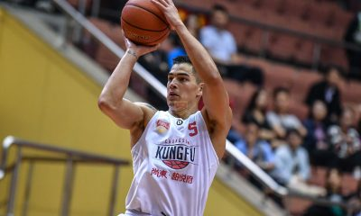 Philippine Sports News - Tiebreaker Times Caelan Tiongson, Mikh McKinney keep Chong Son home streak alive ABL Basketball News  Ryan Moss Mikhael McKinney Marcus Elliott Justin Howard Hong Kong Eastern Long Lions Christian Standhardinger Chong Son Kung Fu Caelan Tiongson Anthony Tucker 2017-18 ABL Season