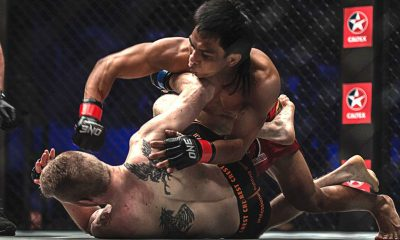 Philippine Sports News - Tiebreaker Times Kevin Belingon sees Andrew Leone as roadblock to title aspirations Mixed Martial Arts News ONE Championship  Team Lakay ONE: Heroes of Honor Kevin Belingon
