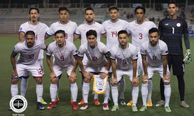 Tiebreaker Times Azkals hope to improve on Fiji performance ahead of crunch Tajikistan clash Football News Philippine Azkals  Thomas Dooley Misagh Bahadoran Dan Palami 2019 AFC Asian Cup Qualifiers