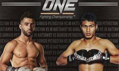 Tiebreaker Times Manila gears up for Super Series, new ring for Heroes of Honor Kickboxing Mixed Martial Arts News ONE Championship  ONE: Heroes of Honor Kevin Belingon Jo Nattawut Giogio Petrosyan Chatri Sityodtong Andrew Leone