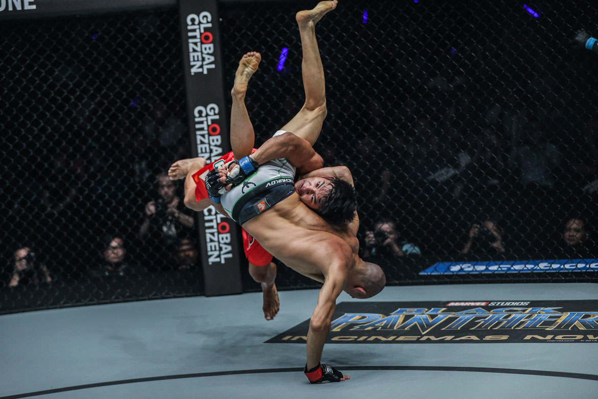 Tiebreaker Times Reece McLaren taps Gianni Subba in title eliminator; Danny Kingad picks up first road win Mixed Martial Arts News ONE Championship  Team Lakay Sotir Kichukov Reece McLaren ONE: Visions of Victory Gianni Subba Danny Kingad