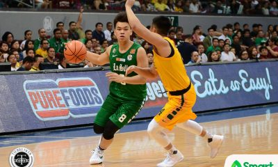 Philippine Sports News - Tiebreaker Times Brent Paraiso clears name regarding drug use rumors Basketball DLSU News UAAP  UAAP Season 81 Men's Basketball UAAP Season 81 DLSU Men's Basketball Brent Paraiso