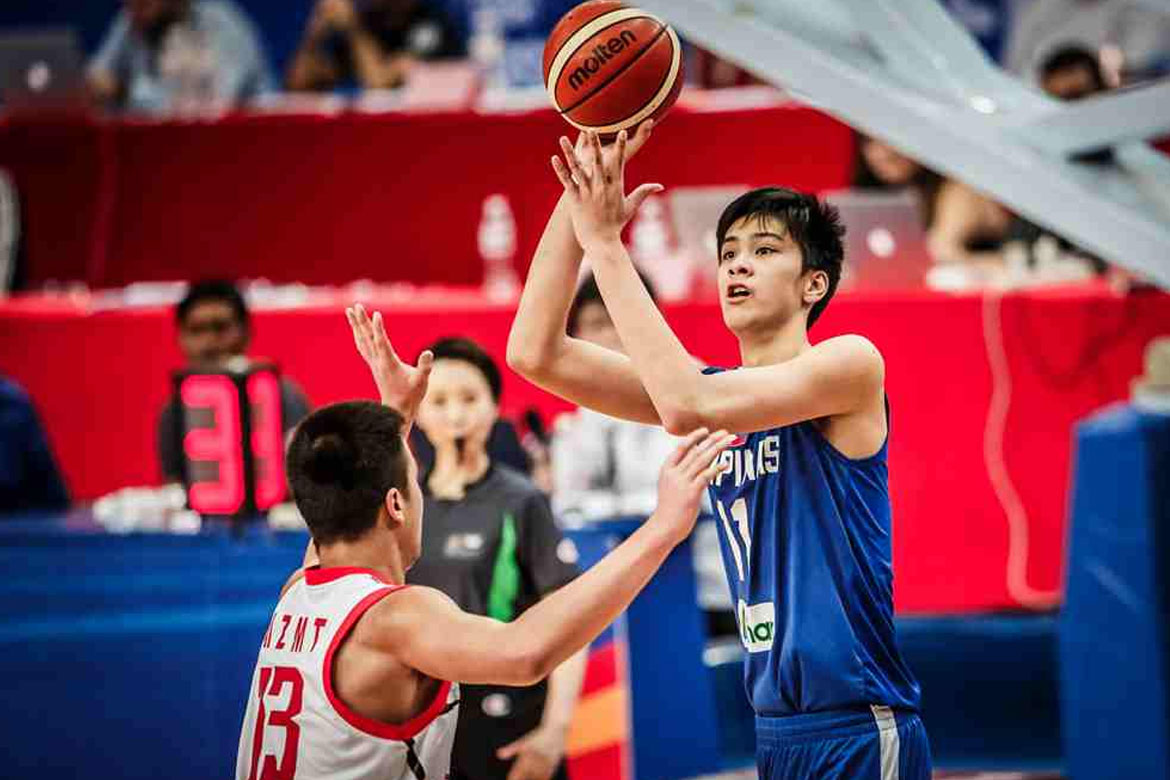 Batang Gilas finishes out of the podium after bowing to New Zealand