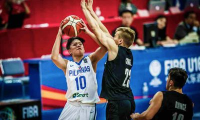 Tiebreaker Times Batang Gilas falters in bronze medal match against New Zealand Basketball Gilas Pilipinas News  Terrence Fortea New Zealand (Basketball) Mike Oliver Kai Sotto Batang Gilas 2017 FIBA U-16 Asian Championship
