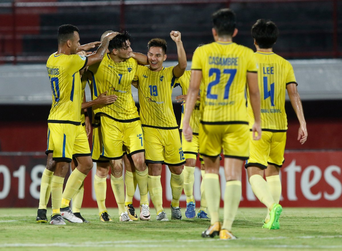 2018 AFC Cup – Group G – Global-Cebu def Bali United – Rufo Sanchez