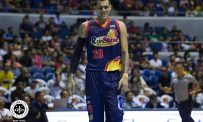 Tiebreaker Times PBA approves Raymond Almazan to Meralco trade Basketball News PBA  Raymond Almazan Rain or Shine Elasto Painters PBA Transactions PBA Season 44 Meralco Bolts
