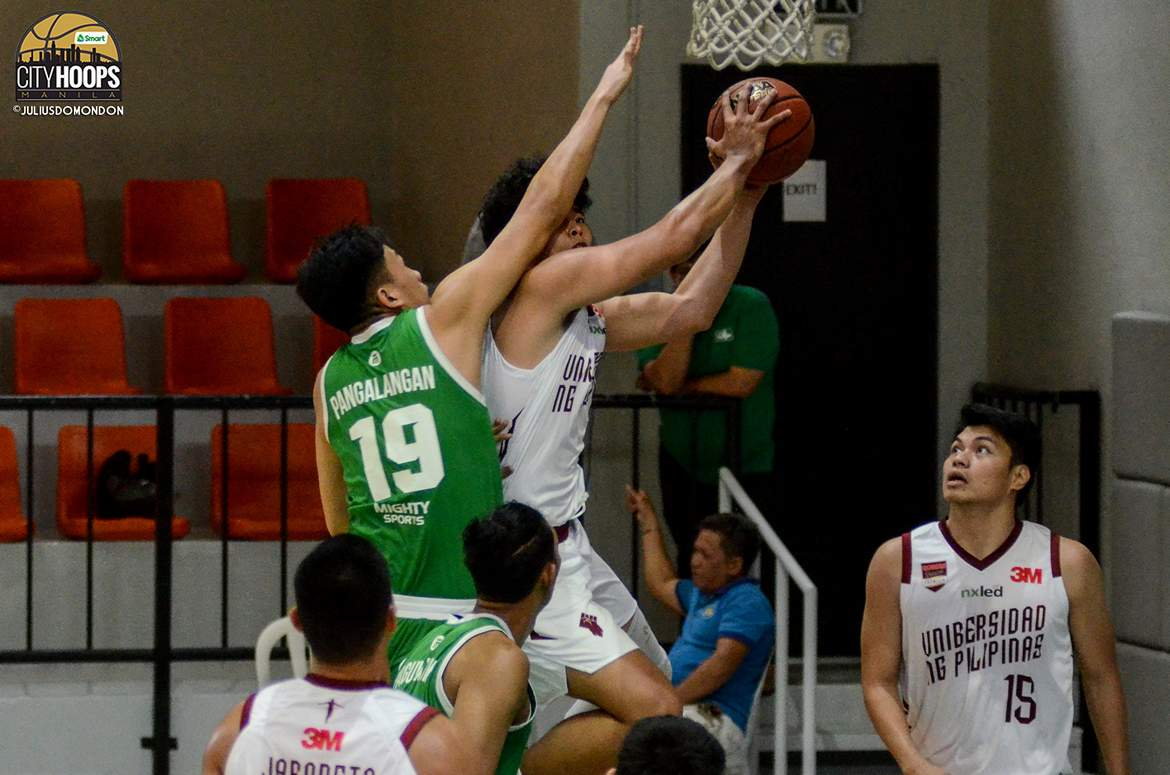 2018 SMART City Hoops Summer Class – 25 under – UP def CSB – Javi Gomez De Liano