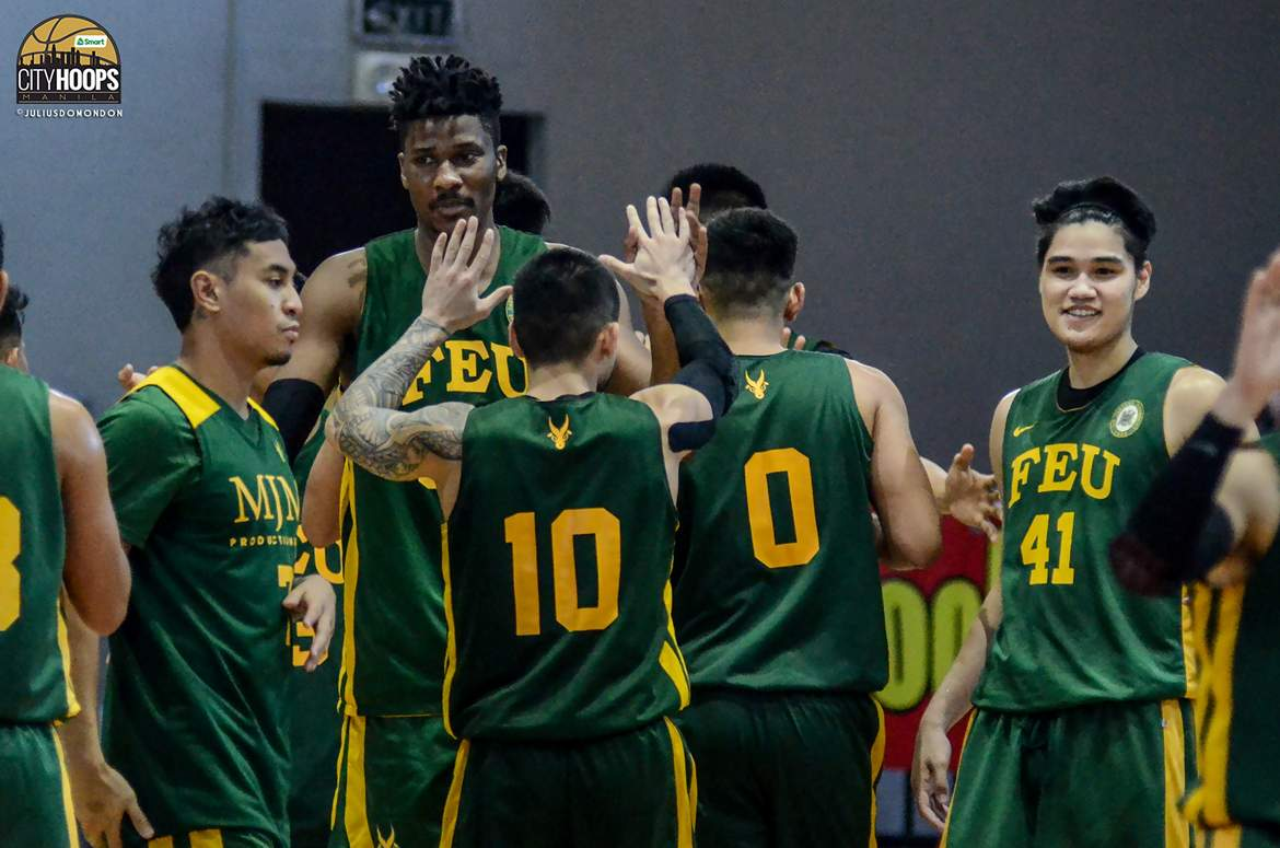 2018 SMART City Hoops – under 25 – FEU def ADMU – Tamaraws
