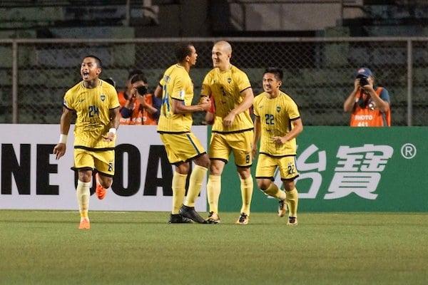2018 afc cup – global cebu def FLC Thanh Hoa