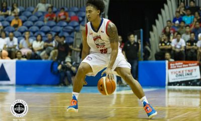 Philippine Sports News - Tiebreaker Times Jerramy King has no hard feelings towards former team, grateful to Columbian Basketball News PBA  Ricky Dandan PBA Season 43 Jerramy King Columbian Dyip 2018 PBA Commissioners Cup