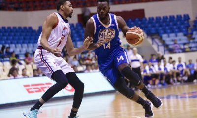 Tiebreaker Times One-and-done NLEX import Forbes signs with Alab ABL Alab Pilipinas Basketball News  Adrian Forbes 2019-20 ABL Season