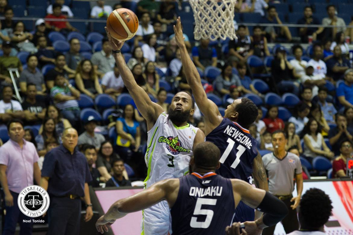 2018 pba commissioners cup – globalport def meralco – stanley pringle