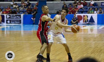 Philippine Sports News - Tiebreaker Times Rain or Shine overcomes Alaska in OT thriller for opening win Basketball News PBA  Vic Manuel Reggie Johnson Raymond Almazan Rain or Shine Elasto Painters PBA Season 43 Maverick Ahanmisi Chris Tiu Calvin Abueva Caloy Garcia Antonio Campbell Alex Compton Alaska Aces 2018 PBA Commissioners Cup
