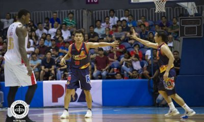 Philippine Sports News - Tiebreaker Times More than his scoring, James Yap glad to have contributed on defense Basketball News PBA  Rain or Shine Elasto Painters PBA Season 43 James Yap Caloy Garcia 2018 PBA Commissioners Cup