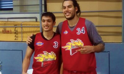 Philippine Sports News - Tiebreaker Times Von Pessumal serves as head of welcoming committee for Christian Standhardinger Basketball News PBA  Von Pessumal PBA Season 43 Christian Standhardinger 2018 PBA Commissioners Cup