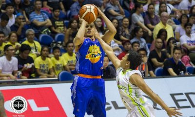 Philippine Sports News - Tiebreaker Times Terrence Romeo honored to have Jayson Castro as mentor Basketball News PBA  TNT Katropa Terrence Romeo PBA Season 43 Nash Racela 2018 PBA Commissioners Cup