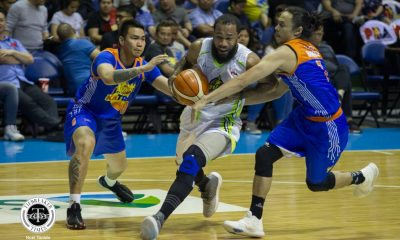 Philippine Sports News - Tiebreaker Times Weird feeling for Terrence Romeo after guarding Stanley Pringle: 'Isa siya sa pinaka-close friend ko' Basketball News PBA  TNT Katropa Terrence Romeo PBA Season 43 2018 PBA Commissioners Cup