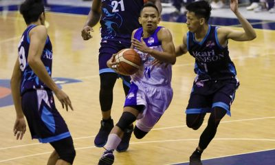 Philippine Sports News - Tiebreaker Times Jeff Viernes relishes first-ever D-League Finals appearance Basketball News PBA D-League SSC-R  Jeff Viernes Che'lu-San Sebastian Revellers 2018 PBA D-League Season 2018 PBA D-League Aspirants Cup