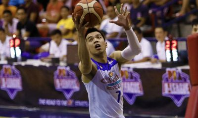 Philippine Sports News - Tiebreaker Times Michael Calisaan makes surprising yet timely return to Che'lu-San Sebastian Basketball News PBA D-League SSC-R  Michael Calisaan Che'lu-San Sebastian Revellers 2018 PBA D-League Season 2018 PBA D-League Aspirants Cup