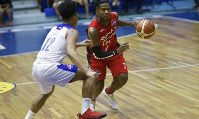Philippine Sports News - Tiebreaker Times CJ Perez named 2018 D-League Aspirants' Cup MVP Basketball LPU News PBA D-League  CJ Perez 2018 PBA D-League Season 2018 PBA D-League Aspirants Cup