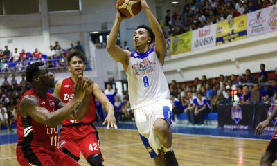 Philippine Sports News - Tiebreaker Times Samboy De Leon, Che'lu-San Sebastian show they're still formidable sans Jeff Viernes Basketball News PBA D-League SSC-R  Samboy de Leon Che'lu-San Sebastian Revellers 2018 PBA D-League Season 2018 PBA D-League Aspirants Cup