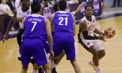 Philippine Sports News - Tiebreaker Times CJ Perez bounces back, leads Zark's-Lyceum rout of Che'Lu-San Sebastian to force winner-take-all Basketball LPU News PBA D-League SSC-R  Zark's-Lyceum Jawbreakers Topex Robinson Stevenson Tiu RK Ilagan MJ Ayaay Mike Nzeusseu Jaycee Marcelino CJ Perez Che'lu-San Sebastian Revellers Allyn Bulanadi Alfred Batino 2018 PBA D-League Season 2018 PBA D-League Aspirants Cup