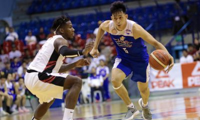 Tiebreaker Times Revellers shot themselves in the foot in Game Two, says Allyn Bulanadi Basketball News PBA D-League SSC-R  Che'lu-San Sebastian Revellers Allyn Bulanadi 2018 PBA D-League Season 2018 PBA D-League Aspirants Cup