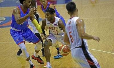 Philippine Sports News - Tiebreaker Times Zark's-Lyceum runs roughshod on Marinerong Pilipino, becomes lowest seed ever to reach Finals Basketball LPU News PBA D-League  Zark's-Lyceum Jabreakers Topex Robinson Spencer Pretta Rian Ayonayon MJ Ayaay Mike Nzeusseu Marinerong Pilipino Kyle Toth Koy Banal Alvin Pasaol Abu Tratter 2018 PBA D-League Season 2018 PBA D-League Aspirants Cup