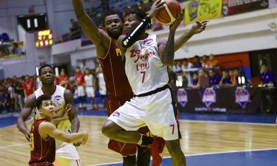Philippine Sports News - Tiebreaker Times MJ Ayaay drains game-winner as Zark's-Lyceum escapes Perpetual in OT Basketball LPU News PBA D-League UPHSD  Zark's-Lyceum Jawbreakers Topex Robinson Rey Anthony Peralta Ralph Tansingco Prince Eze Perpetual Seniors Basketball MJ Ayaay Mike Nzeusseu Kim Aurin Jaycee Marcelino Frankie Lim CJ Perez 2018 PBA D-League Season 2018 PBA D-League Aspirants Cup