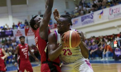 Philippine Sports News - Tiebreaker Times Rod Ebondo yearns for more support as CEU fights for life Basketball News PBA D-League  Rod Ebondo CEU Scorpions 2018 PBA D-League Season 2018 PBA D-League Aspirants Cup