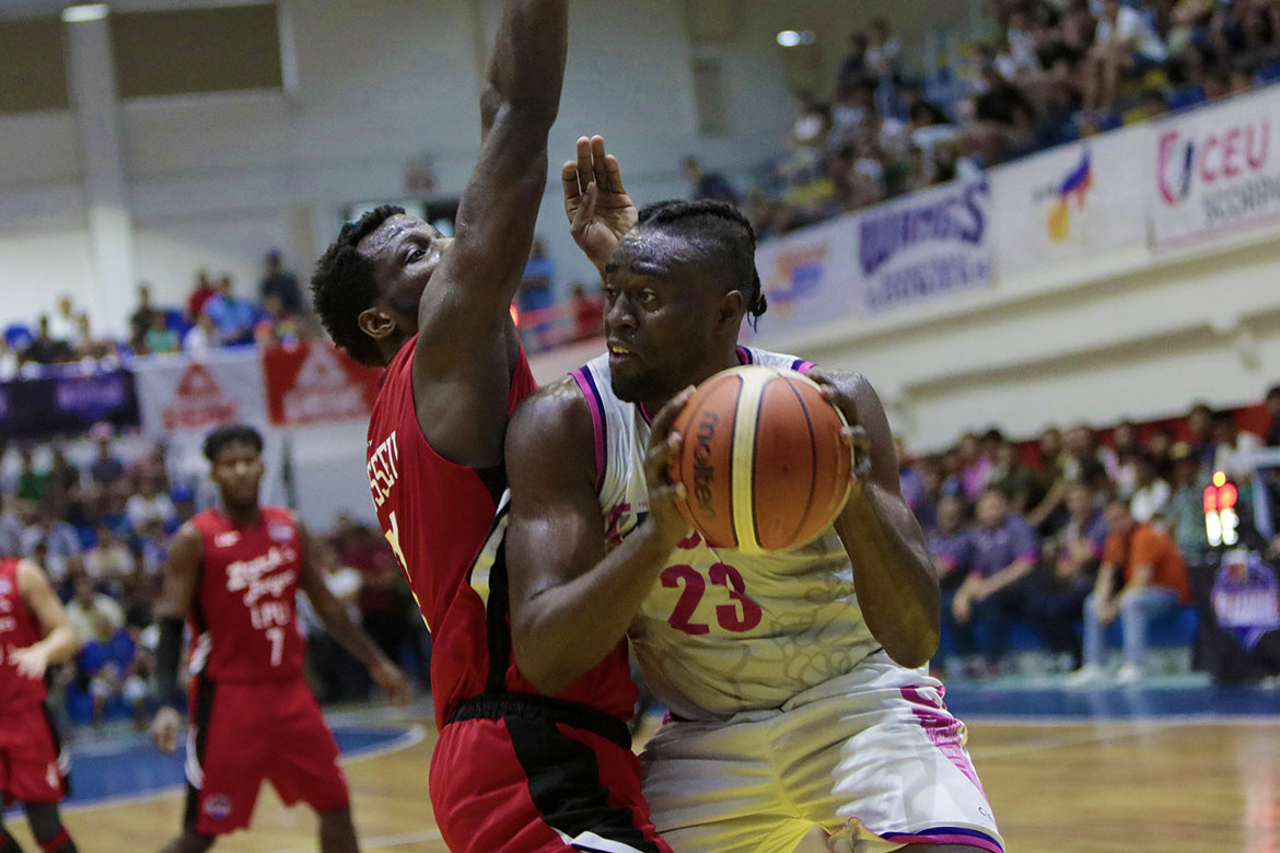 Tiebreaker Times Rod Ebondo yearns for more support as CEU fights for life Basketball News PBA D-League  Rod Ebondo CEU Scorpions 2018 PBA D-League Season 2018 PBA D-League Aspirants Cup