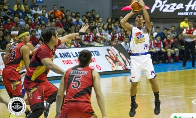 Philippine Sports News - Tiebreaker Times Mark Barroca, Chito Victolero admit Beermen's second group got the better of Hotshots Basketball News PBA  PBA Season 43 Mark Barroca Magnolia Hotshots Chito Victolero 2017-18 PBA Philippine Cup