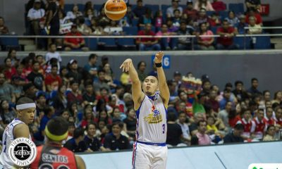 Philippine Sports News - Tiebreaker Times Paul Lee's injury nothing to worry about: 'Pain reliever lang siguro' Basketball News PBA  PBA Season 43 Paul Lee Magnolia Hotshots 2017-18 PBA Philippine Cup