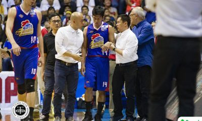 Philippine Sports News - Tiebreaker Times Mark Barroca not dwelling on tough Game 4 loss: 'Kung magmumukmok ka, wag na lang pumunta sa Friday' Basketball News PBA  PBA Season 43 Mark Barroca Magnolia Hotshots 2017-18 PBA Philippine Cup