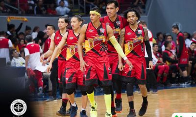 Philippine Sports News - Tiebreaker Times Just like the old times, Arwind Santos rose again in San Miguel's historic triumph Basketball News PBA  San Miguel Beermen PBA Season 43 2017-18 PBA Philippine Cup