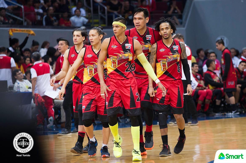 2018 pba philippine cup game 5 – san miguel def magnolia – beermen 5