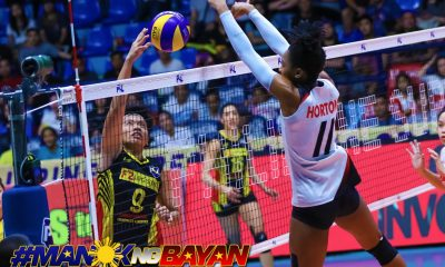 Philippine Sports News - Tiebreaker Times F2 Logistics ekes out tight win over Cignal HD for 8th victory News PSL Volleyball  Sonja Milanovic Ramil De Jesus MJ Perez Kim Fajardo Kennedy Bryan Jeane Horton F2 Logistics Cargo Movers Edgar Barroga Cignal HD Spikers 2018 PSL Season 2018 PSL Grand Prix