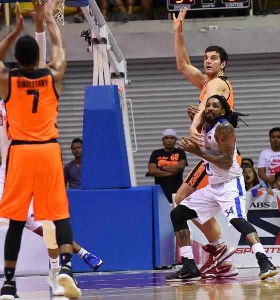Tiebreaker Times Alab Pilipinas replace Forbes with 7-6 Deguara ABL Alab Pilipinas Basketball News  Sam Deguara Adrian Forbes 2019-20 ABL Season