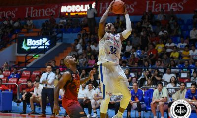 Tiebreaker Times Justin Brownlee flirts with triple-double as Alab overwhelms Saigon to go up 1-0 ABL Alab Pilipinas Basketball News  Saigon Heat Renaldo Balkman Moses Morgan Mikey Williams Maxie Esho Lawrence Domingo Kyle Julius Justin Brownlee Jimmy Alapag Bobby Ray Parks Jr. Akeem Scott 2017-18 ABL Season